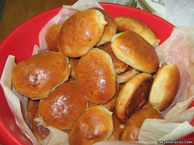 Пончики из слоеного теста рецепты